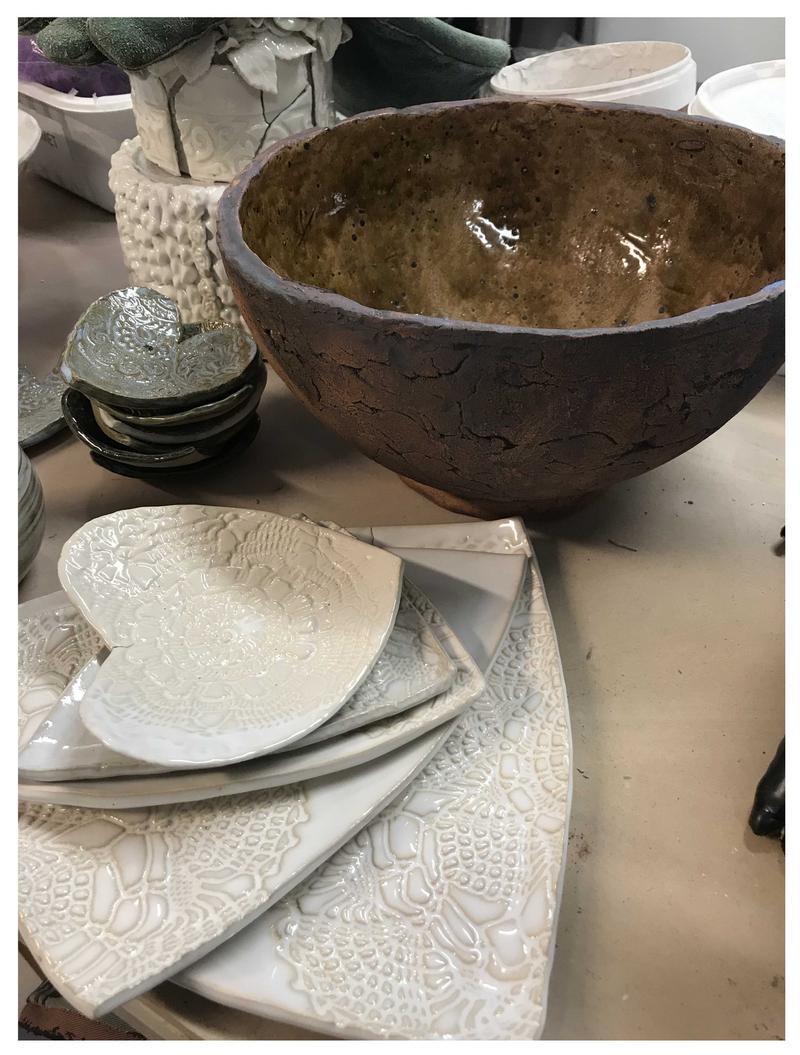 keramikkakurssi, Tainan savipaja
